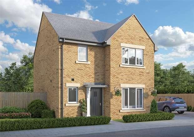 3 Bedrooms Detached House for sale in Plot 94 - The Edenside, Langdale Grange, Centaurea Homes, Primrose, Jarrow