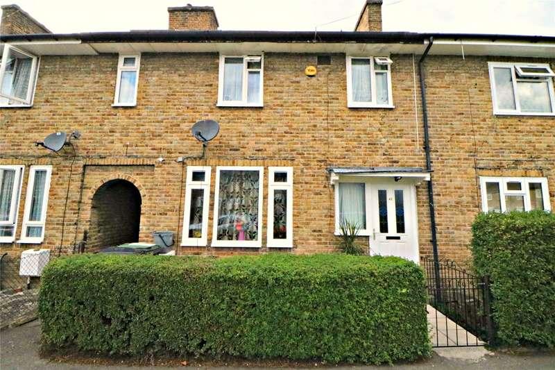 3 Bedrooms House for sale in Swallands Road, Bellingham, London, SE6
