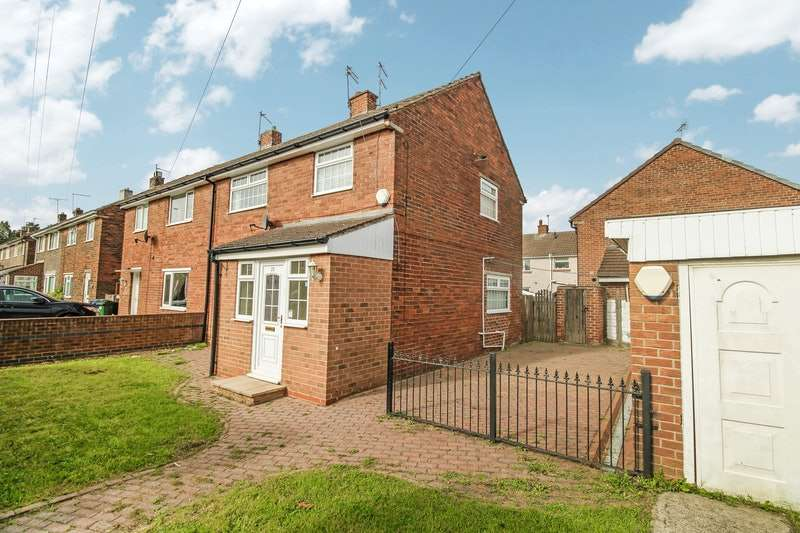 3 Bedrooms Semi Detached House for sale in Swaith Avenue, Doncaster, South Yorkshire, DN5