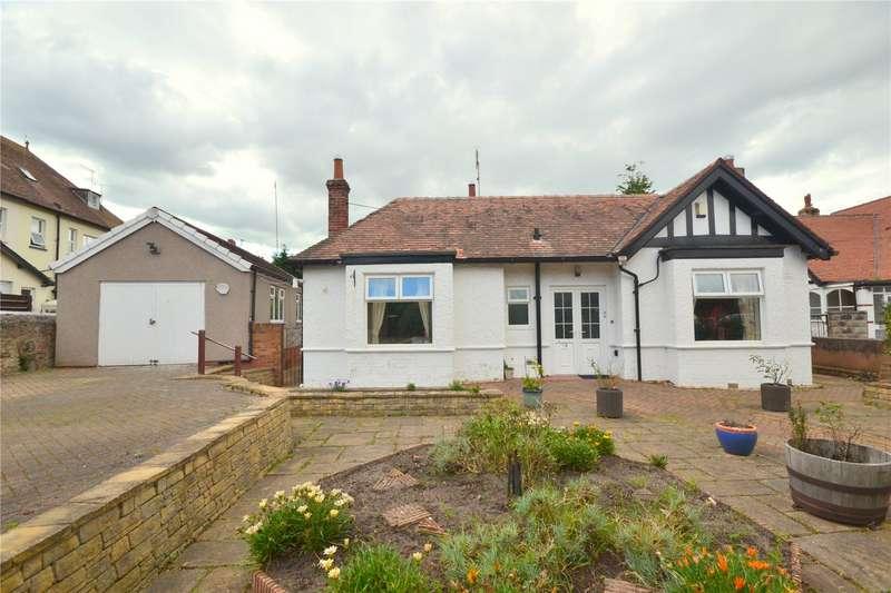 4 Bedrooms Detached Bungalow for sale in Carmen Sylva Road, Craig Y Don, Llandudno, Conwy, LL30