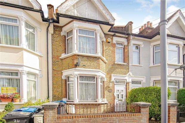 3 Bedrooms End Of Terrace House for sale in Colvin Road, Thornton Heath