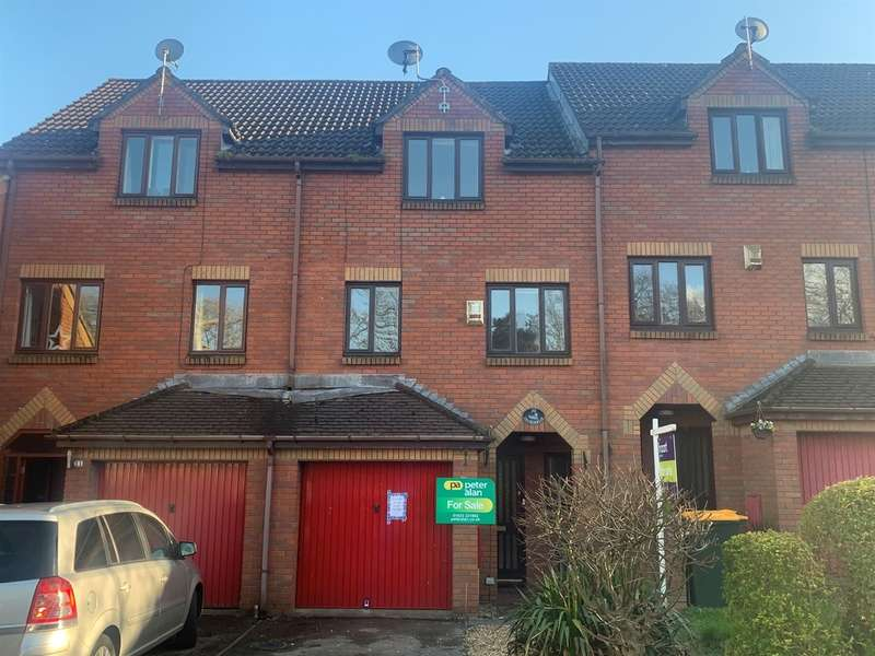 3 Bedrooms Town House for sale in Churchmead, Bassaleg, Newport