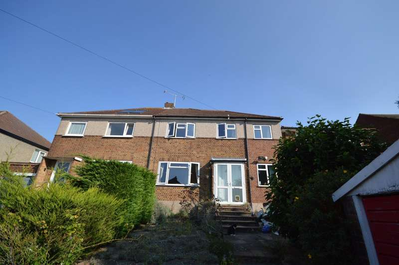 4 Bedrooms Semi Detached House for sale in Brasted Close, Bexleyheath, DA6