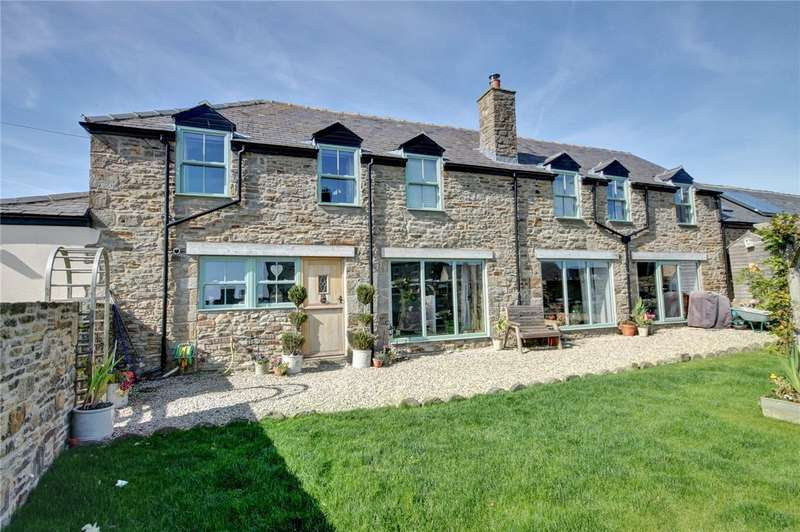 5 Bedrooms House for sale in Brancepeth Manor Farm, Crook, County Durham, DL15