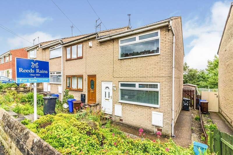 2 Bedrooms End Of Terrace House for sale in Beacon Way, Sheffield, South Yorkshire, S9