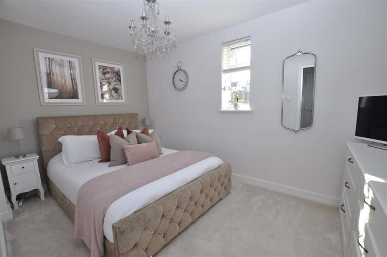 2 Bedrooms Apartment Flat for sale in Fairfax Avenue, Basildon