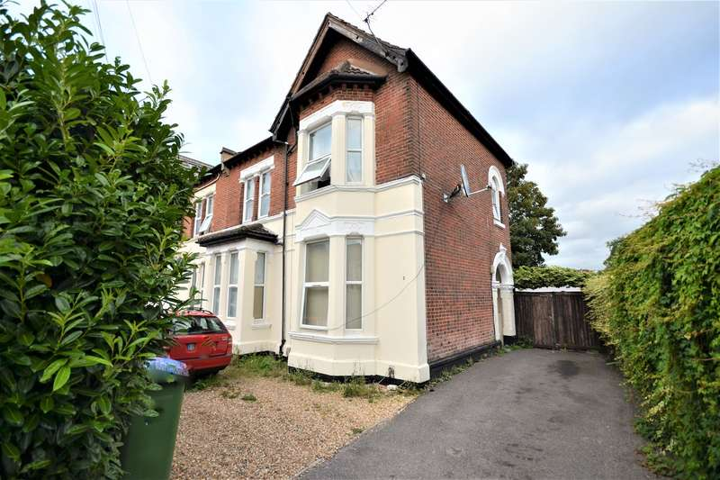 7 Bedrooms Semi Detached House for sale in Arthur Road, Southampton, SO15