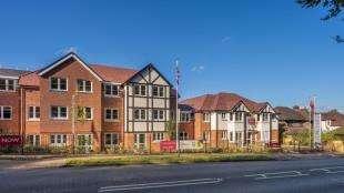 2 Bedrooms Retirement Property for sale in Sanderson Lodge, 73 Addington Road, Selsdon
