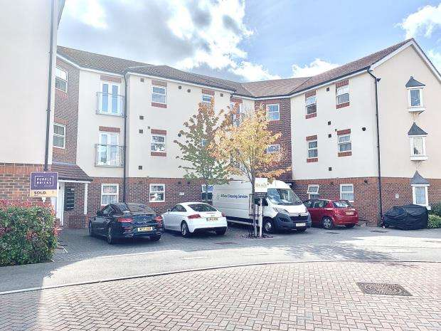 2 Bedrooms Apartment Flat for sale in Mescott Meadows, Hedge End, Southampton