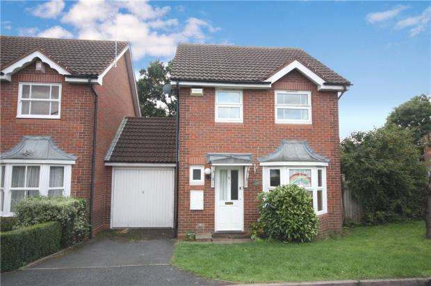 3 Bedrooms Link Detached House for sale in Amroth Gardens, Berkeley Beverborne, Worcester