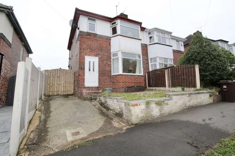 3 Bedrooms Semi Detached House for sale in Masefield Road, Sheffield, South Yorkshire, S13