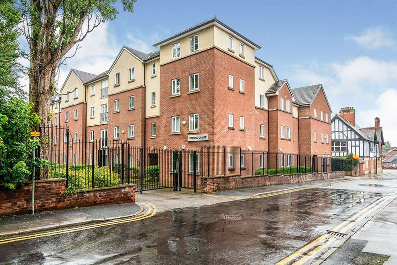 2 Bedrooms Flat for sale in Stocks Court, 2 Harriet Street, M28