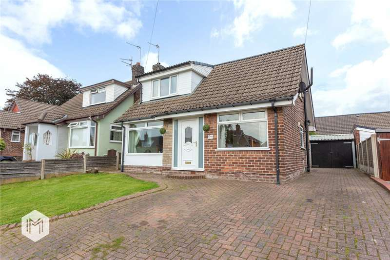 4 Bedrooms Detached House for sale in Cotswold Crescent, Bury, Greater Manchester, BL8