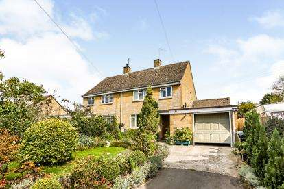 3 Bedrooms Semi Detached House for sale in Evesham Road, Stow On The Wold, Cheltenham, Glos