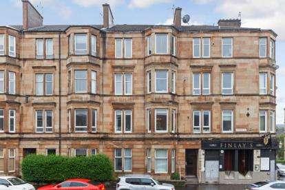 2 Bedrooms Flat for sale in Kilmarnock Road, Glasgow, Lanarkshire