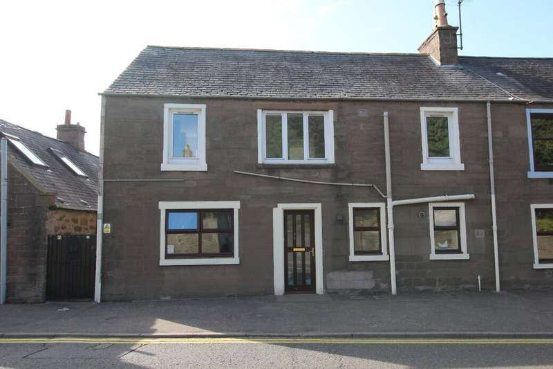 2 Bedrooms Flat for sale in Dundee Loan, Forfar, DD8