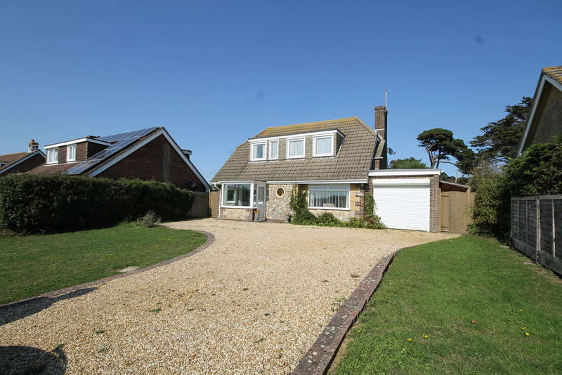 4 Bedrooms Chalet House for sale in Galley Lane, Brighstone