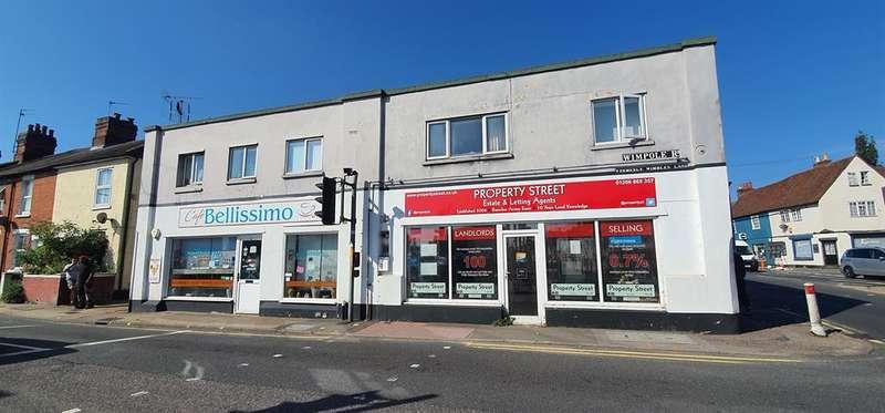1 Bedroom Commercial Property for rent in Magdalen Street, Colchester, , CO1 2LA
