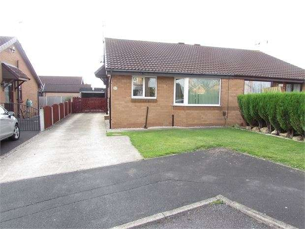 2 Bedrooms Bungalow for rent in Ashdale Road, Warmsworth, DN4 9NG