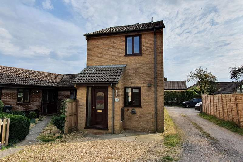 2 Bedrooms Semi Detached House for sale in Salway Ash