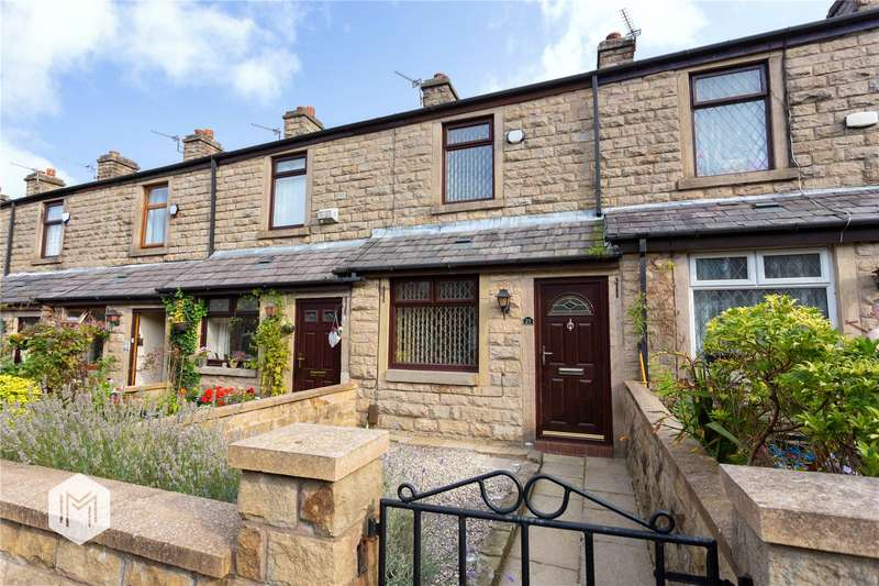 2 Bedrooms Terraced House for sale in Wynne Street, Bolton, Greater Manchester, BL1