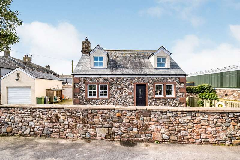 3 Bedrooms Detached House for sale in Mawbray, Maryport, Cumbria, CA15