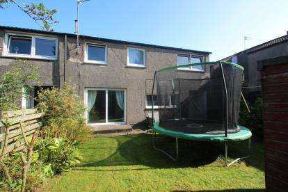 3 Bedrooms Semi Detached House for sale in Hazel Road, Abronhill