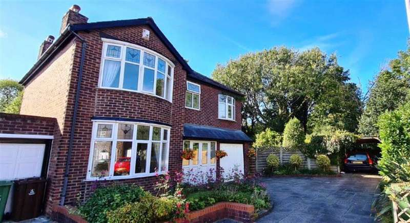 4 Bedrooms Detached House for sale in Northway, Droylsden, Manchester
