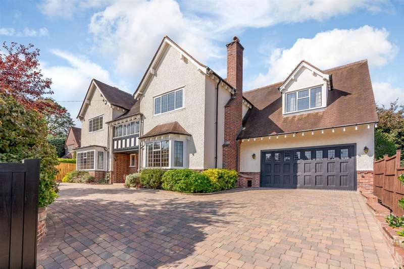 5 Bedrooms House for sale in Mulroy Road, Sutton Coldfield