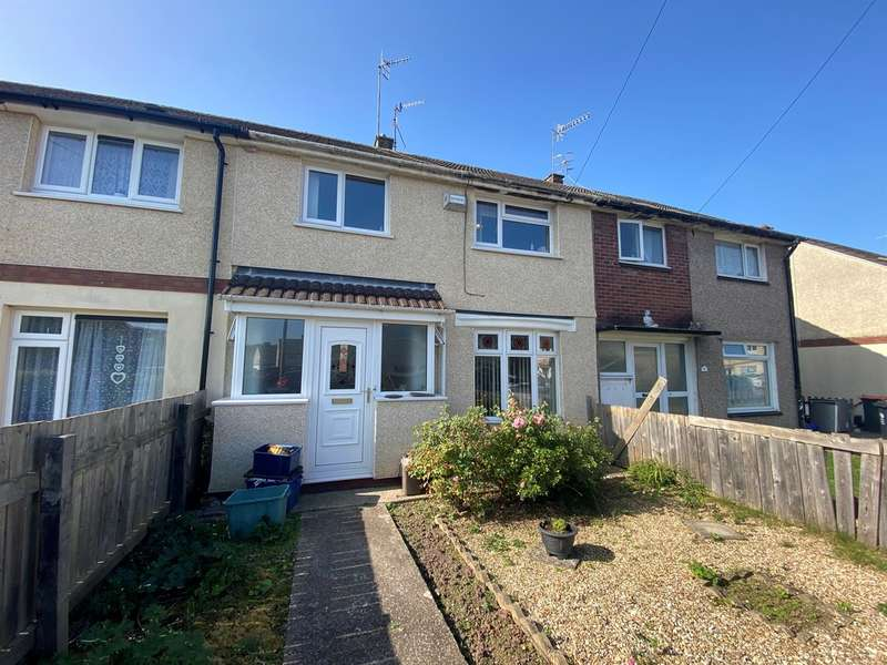 3 Bedrooms Terraced House for sale in Tone Road, Bettws, Newport