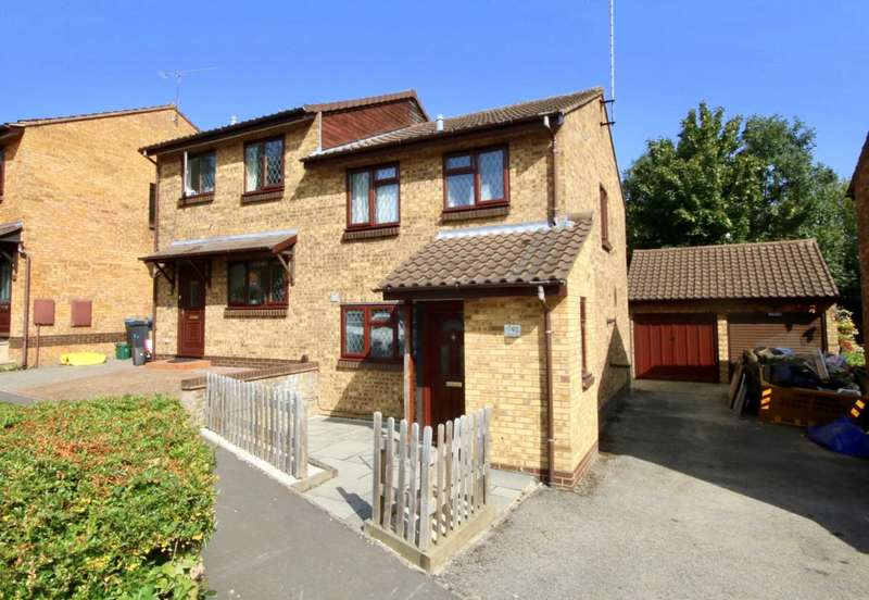 3 Bedrooms Semi Detached House for sale in WELL PRESENTED THREE BED WITH GARAGE