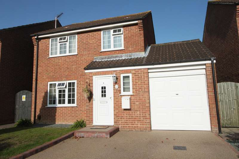 3 Bedrooms Detached House for sale in Abbeyfields Close, Netley Abbey, Southampton, SO31 5GR