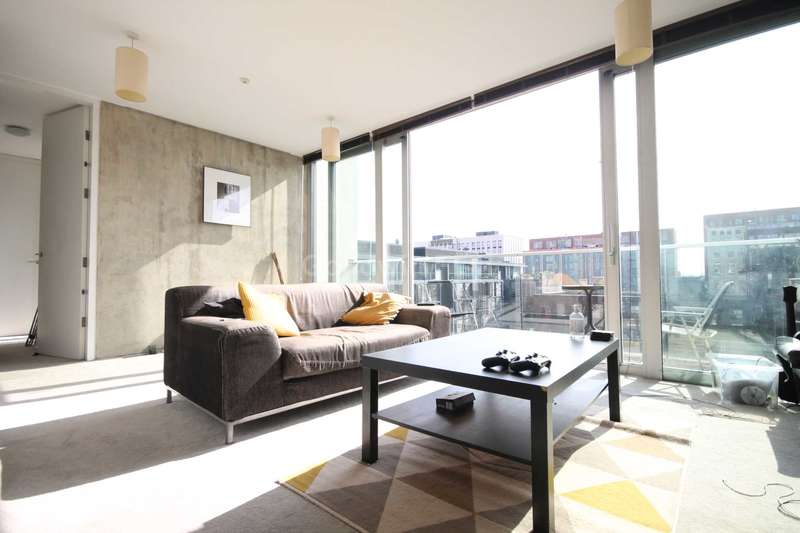 2 Bedrooms Apartment Flat for sale in Timber Wharf. 32 Worsley Street, Castlefield