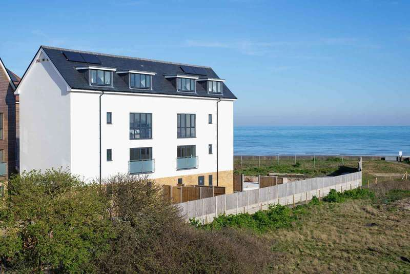 4 Bedrooms House for sale in Waves Way, The Sands, St Mary's Bay, TN29