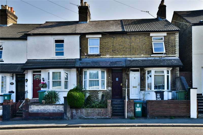 2 Bedrooms Terraced House for sale in Pinner Road, Oxhey Village, WD19