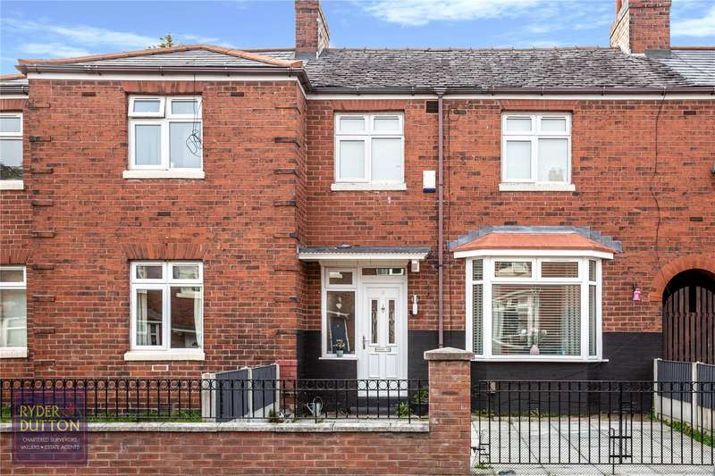 3 Bedrooms Terraced House for sale in Ninth Avenue, Oldham, Greater Manchester, OL8