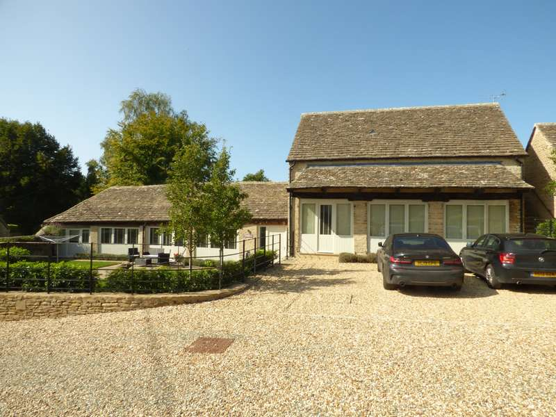4 Bedrooms Detached House for sale in Ampney St Mary, Cirencester, Gloucestershire, GL7 5SP