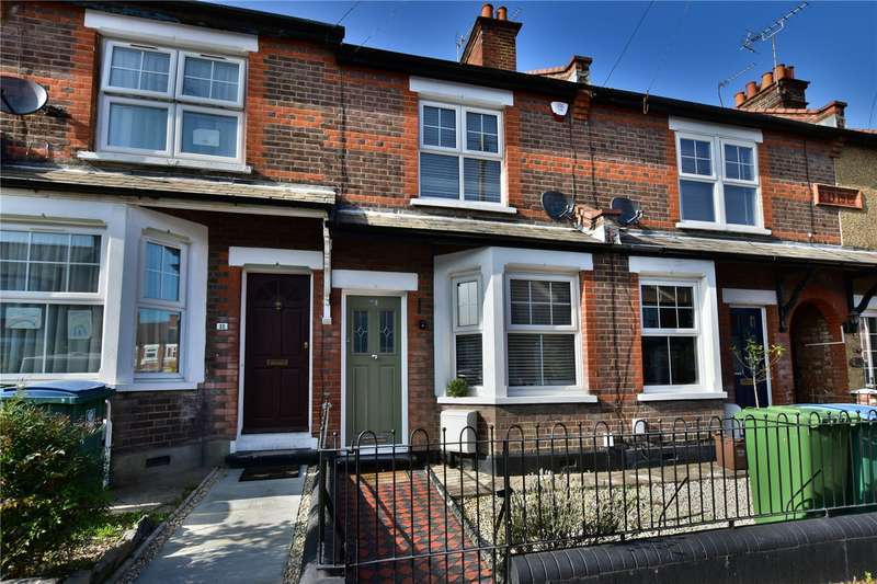2 Bedrooms Terraced House for sale in Nevill Grove, Watford, Hertfordshire, WD24