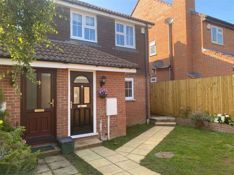 3 Bedrooms Semi Detached House for sale in Careys Field, Dunton Green, TN13