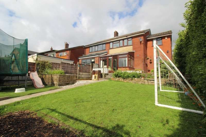 4 Bedrooms Semi Detached House for sale in Victoria Road, Bolton, Greater Manchester, BL6