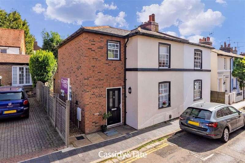 3 Bedrooms Property for sale in New England Street, St. Albans, Hertfordshire - AL3 4QG