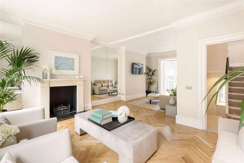 5 Bedrooms Terraced House for rent in Chester Row, Belgravia, London, SW1W