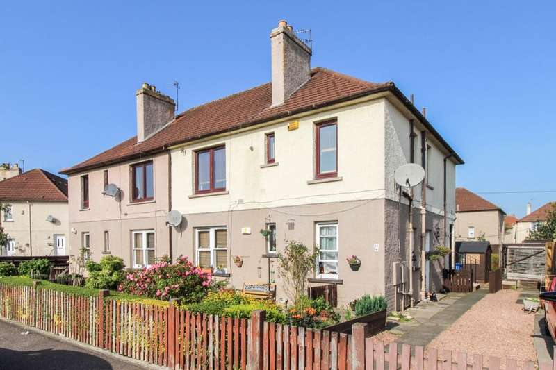 2 Bedrooms Flat for sale in Haughgate Avenue, Leven, KY8