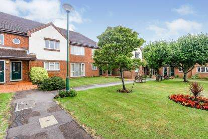 1 Bedroom Flat for sale in Northwood Square, Fareham, Hampshire