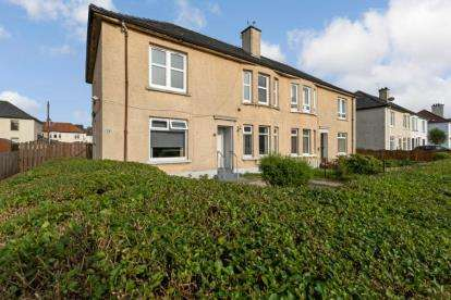2 Bedrooms Maisonette Flat for sale in Chaplet Avenue, Knightswood, Glasgow