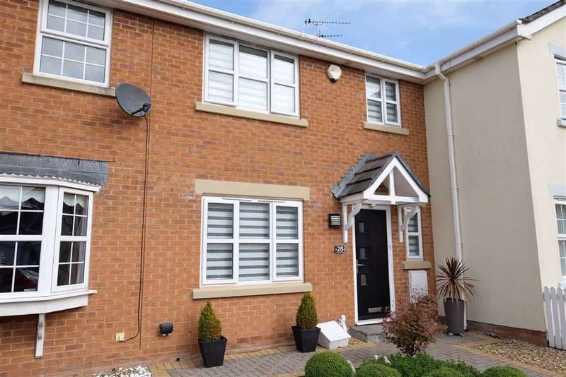3 Bedrooms Mews House for sale in Hermitage Way, Cypress Point, Lytham