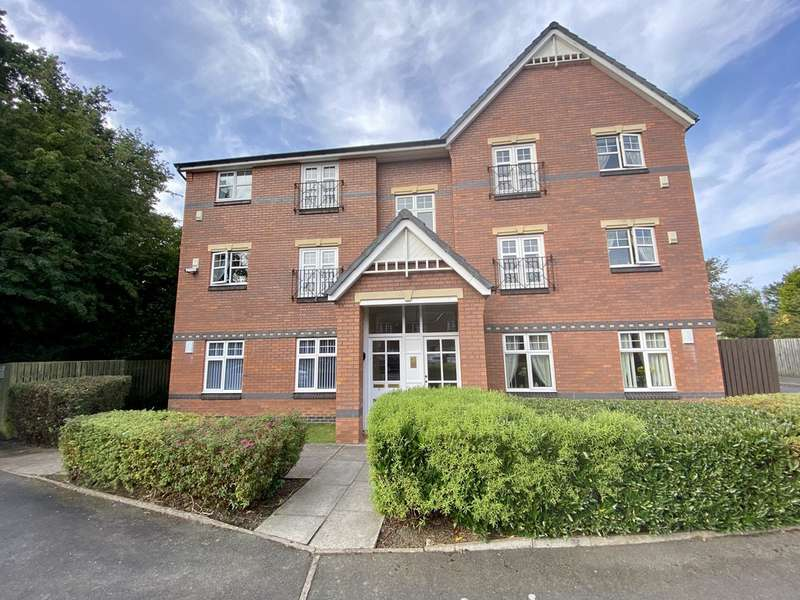 2 Bedrooms Flat for sale in Haslington Road, Manchester