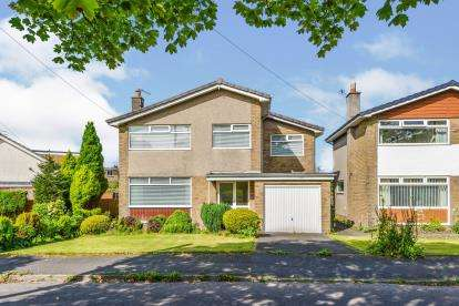 4 Bedrooms Detached House for sale in Newlands Road, Lancaster, Lancashire, LA1