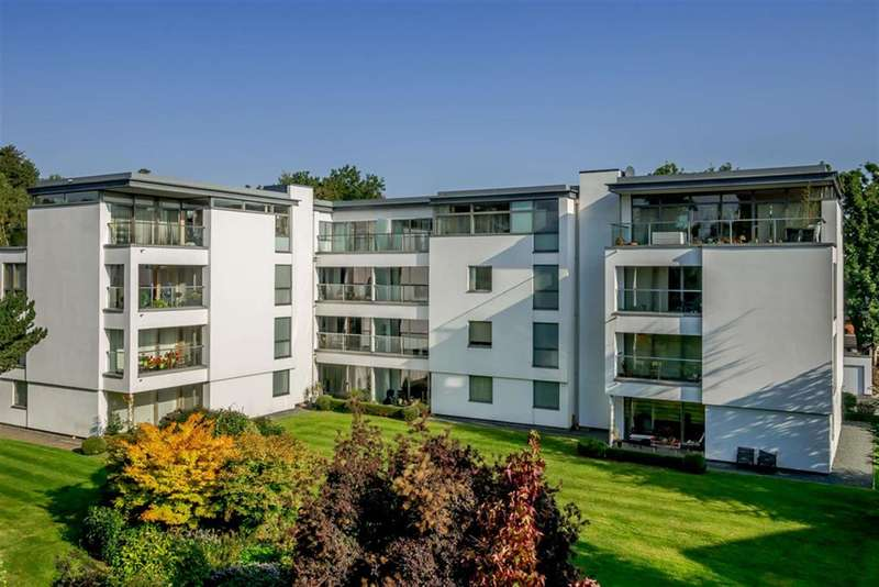 2 Bedrooms Flat for sale in Apartment 11, Aylestone Hill, Hereford, HR1 1GW
