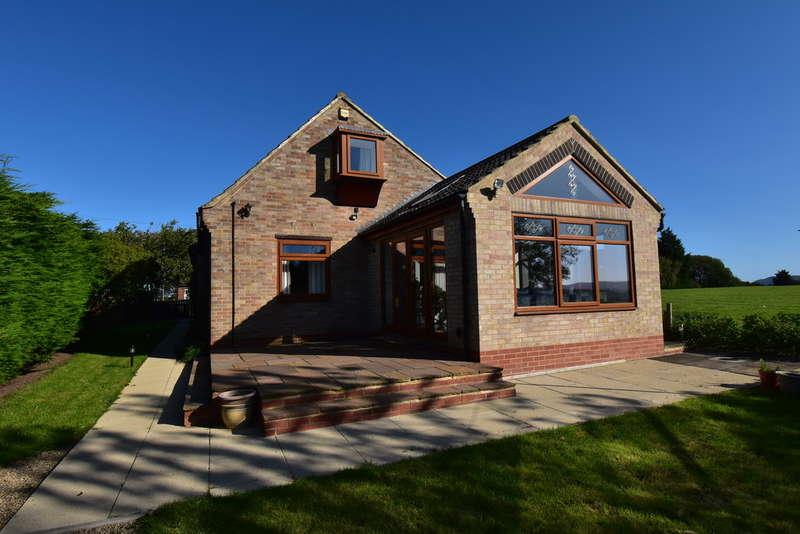 4 Bedrooms Detached Bungalow for sale in Bullamoor, Northallerton